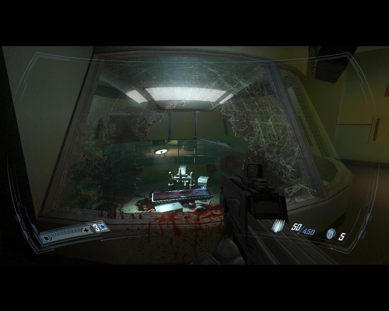 Spieletest: Fear 2 - Action, Angst und Alma - Nahe eines Labors trifft der Spieler auf Mutanten.