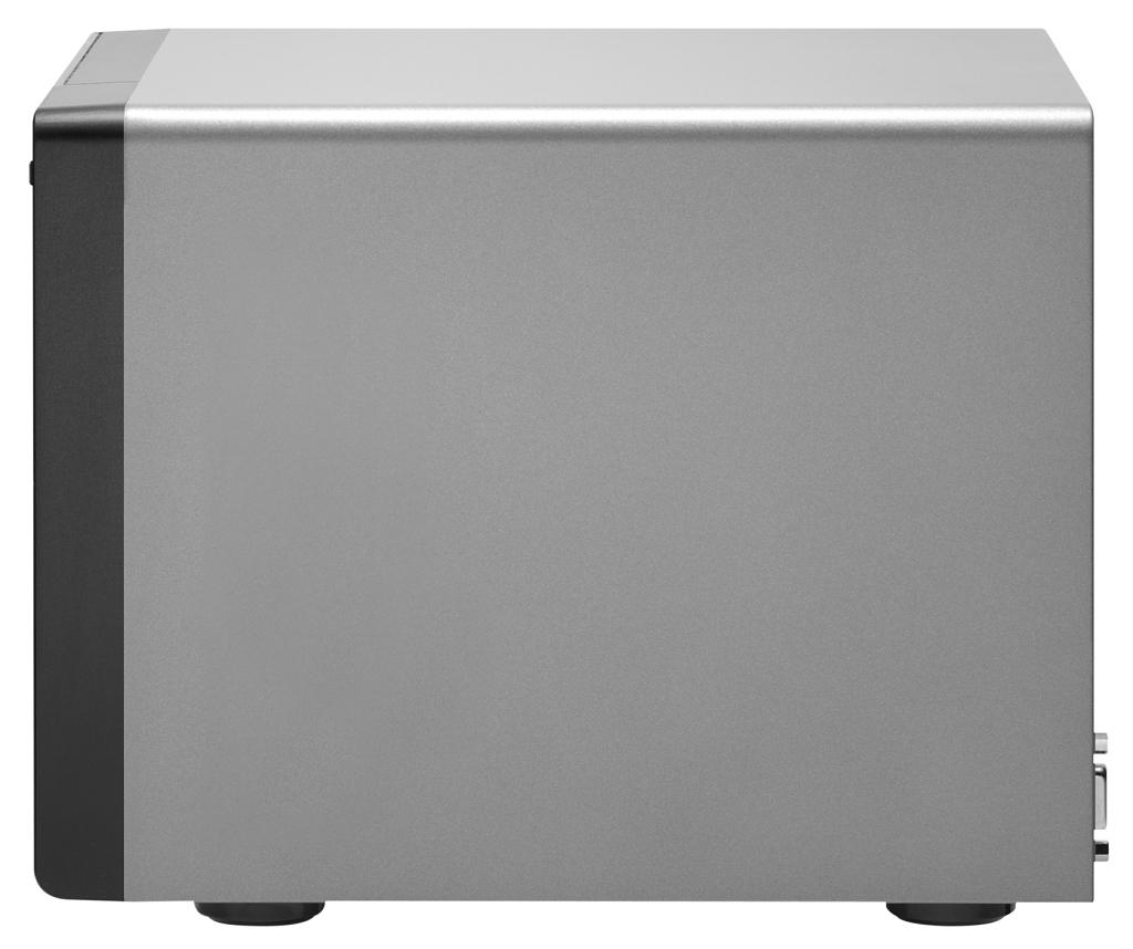 NAS mit Atom-Prozessor und vier Festplatten - Qnap TS-439 Pro