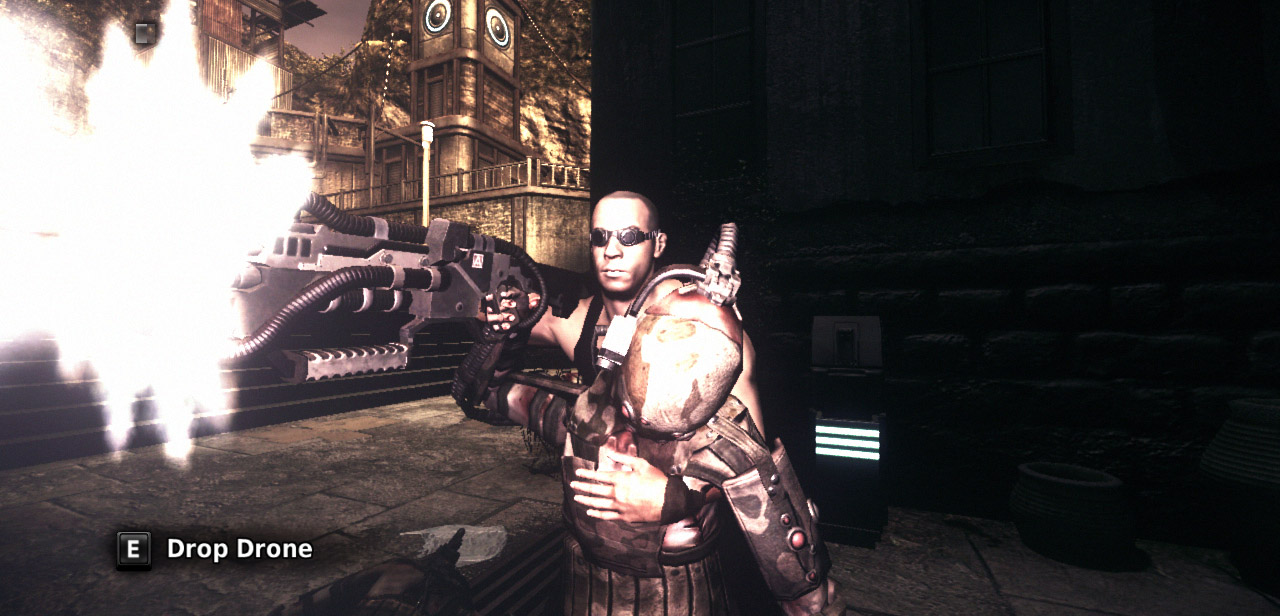 "DRM-Wirbel um ""Chronicles of Riddick""-Spiel - The Chronicles of Riddick: Assault on Dark Athena"