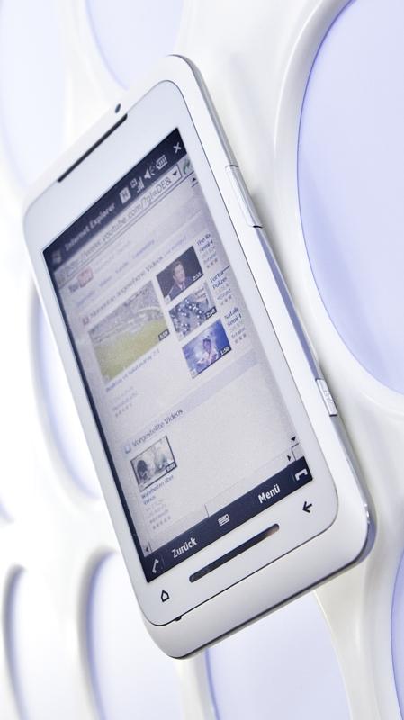 Toshiba-Smartphone TG01: Flach, schnell und großes Display