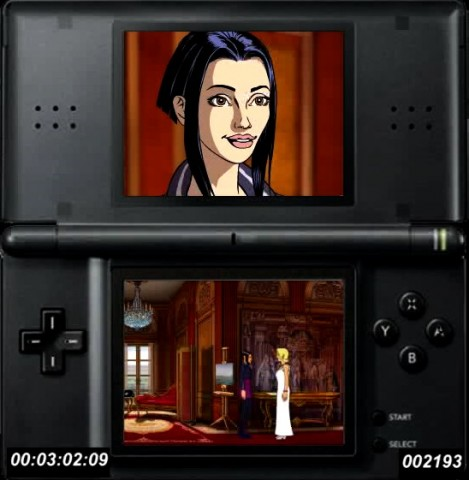 Baphomets Fluch - The Director's Cut (Nintendo DS)