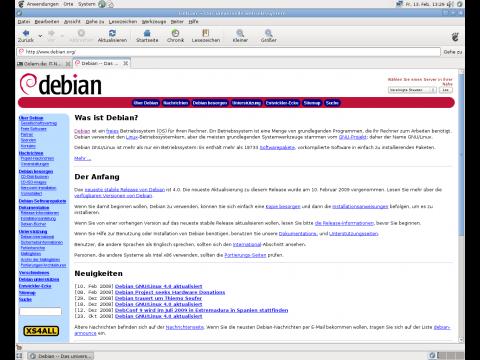 Debian 5.0