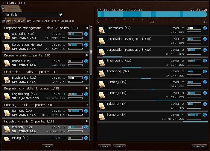 Eve Online Apocrypha - Tech-3-Schiffe und noch mehr Sterne -