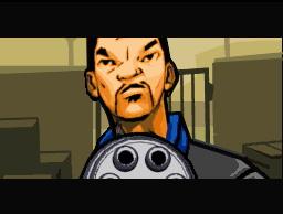 Spieletest: GTA Chinatown Wars - Hosentaschengangster - Bekanntschaft mit einer Chaingun.