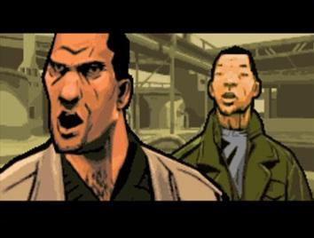 Spieletest: GTA Chinatown Wars - Hosentaschengangster - Ein seltsames Paar...