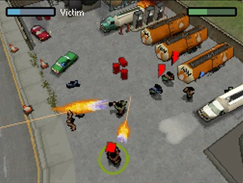 Spieletest: GTA Chinatown Wars - Hosentaschengangster -