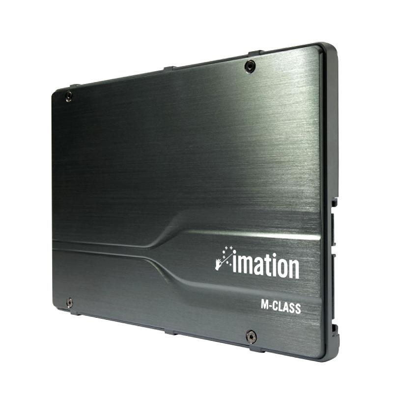 SSDs von Imation mit Umrüstkit für Notebooks - M-Class in 3,5 Zoll
