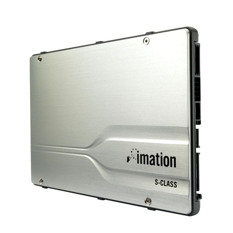 SSDs von Imation mit Umrüstkit für Notebooks - S-Class in 3,5 Zoll
