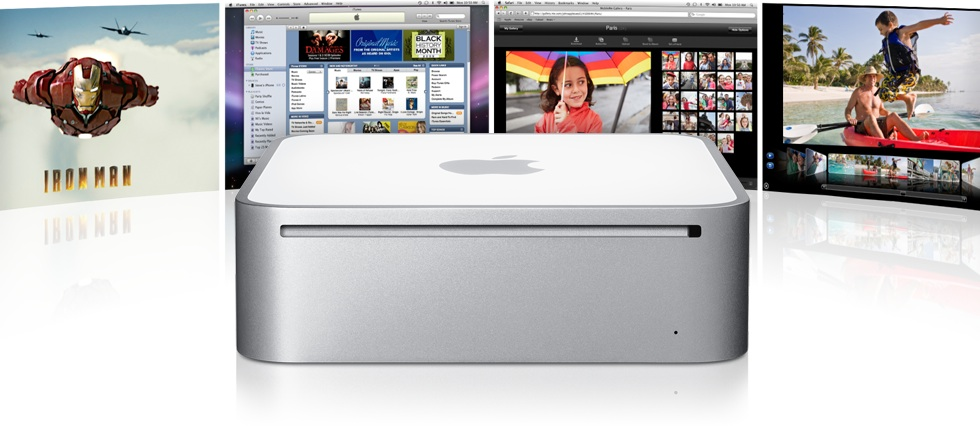 Apple bringt neuen Mac mini - Mac mini