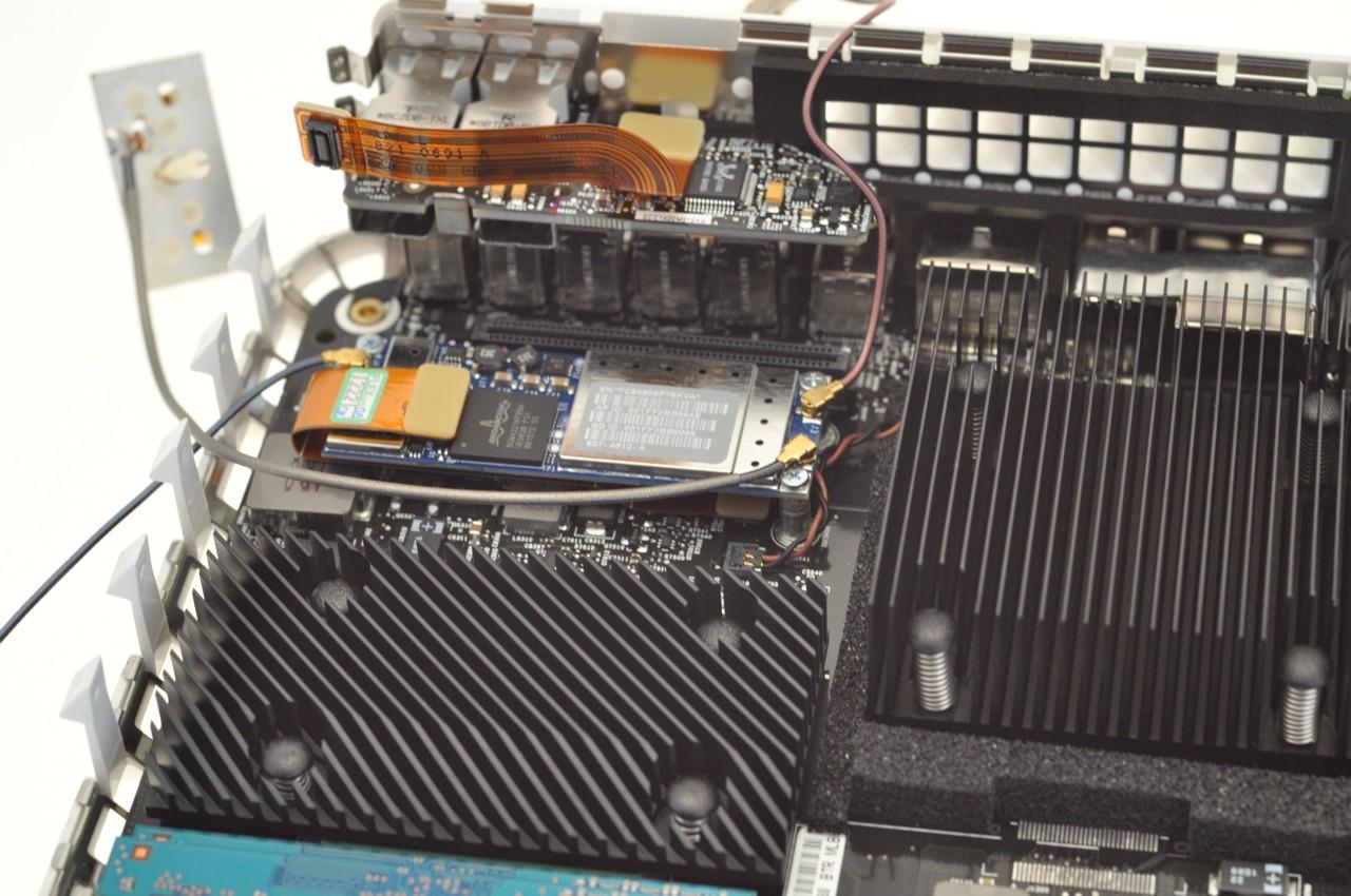 Test: Mac mini mit Dualdisplay und Geforce-Grafik - Mac mini 2009