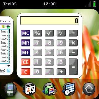 Neues TealOS: Palm-Pre-Bedienung mit mehr Komfort (Update) - TealOS