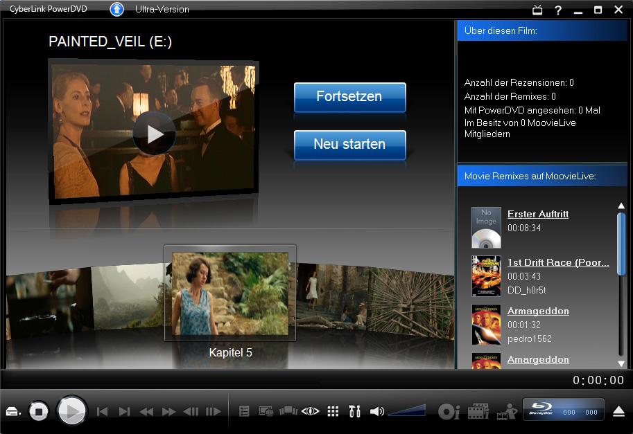 PowerDVD 9 skaliert DVDs und unterstützt bald CUDA - PowerDVD 9
