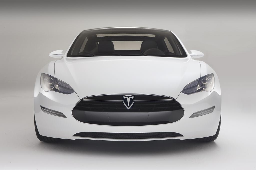Tesla Motors: Kursverlust nach Personalwechsel - Model S ist Teslas Elektro-Pkw. (Foto: Tesla Motors)