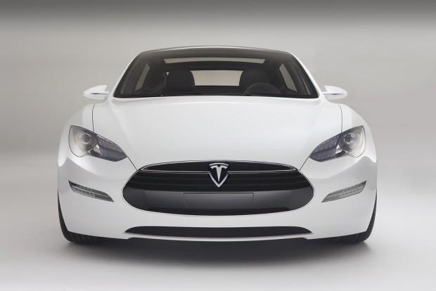Model S ist Teslas Elektrolimousine (Foto: Tesla Motors)