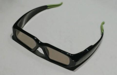 Shutterbrille für 3DVision