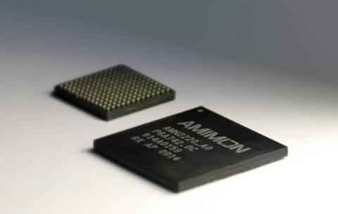 Amimon-Chips AMN 2120 und AMN 2220