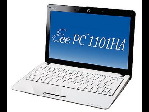 Eee PC 1101 HA mit 11,6-Zoll-Display