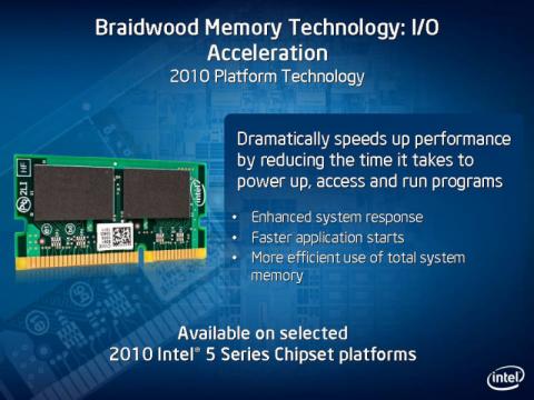 """Neues Flash-Modul """"Braidwood"""" lässt TurboMemory wieder aufleben"""
