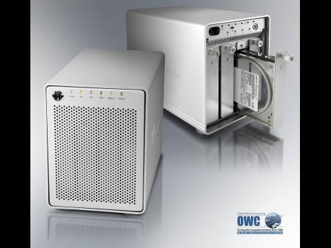 Mercury Elite-AL Pro Qx2 von Other World Computing