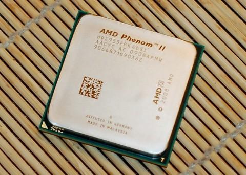 Phenom II X4 955 Black Edition