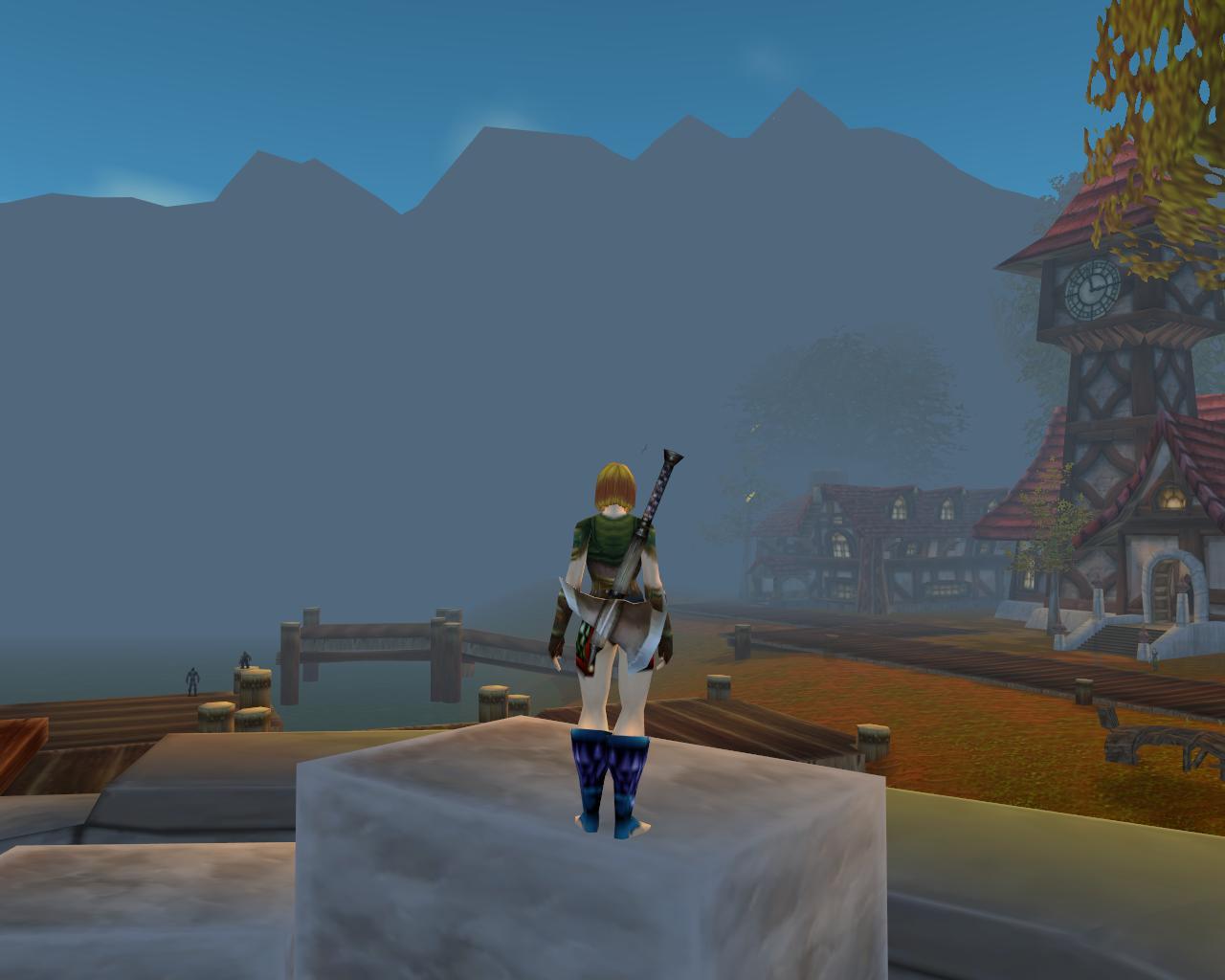"""World of Warcraft hat jetzt """"Ultra""""-Grafik - WoW - Grafikeinstellungen """"Niedrig"""""""