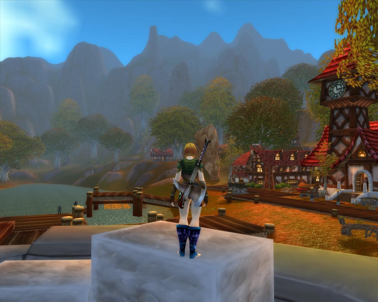 """World of Warcraft hat jetzt """"Ultra""""-Grafik - WoW - Grafikeinstellungen """"Gut"""""""