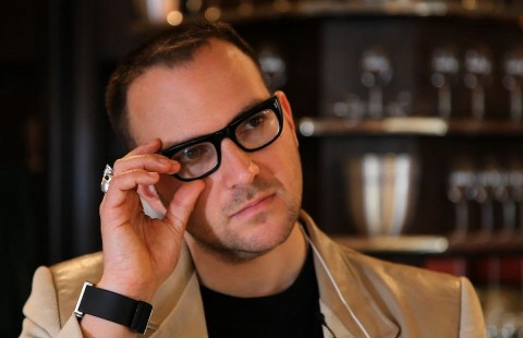 Blogger und Science-Fiction-Autor Cory Doctorow... (Foto: mw)