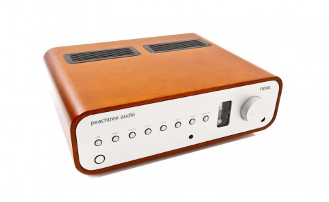 Peachtree Audio Nova (Cherry)