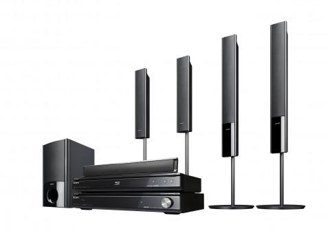 HTP-BD36SF - Sony-Heimkinosystem mit BDP-S360