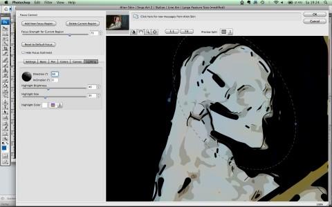 Alien Skin Snap Art 2 (Foto: Andreas Donath/ Kathedrale Chur)