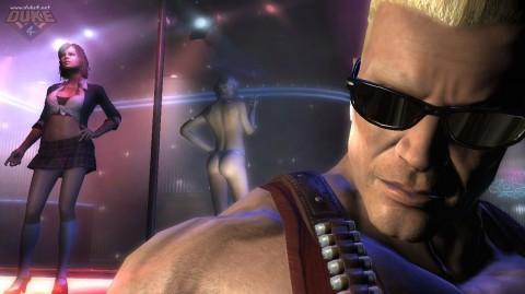 September 2008 veröffentlichte Screenshots aus Duke Nukem Forever.