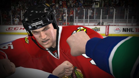 NHL 10 von EA Sports