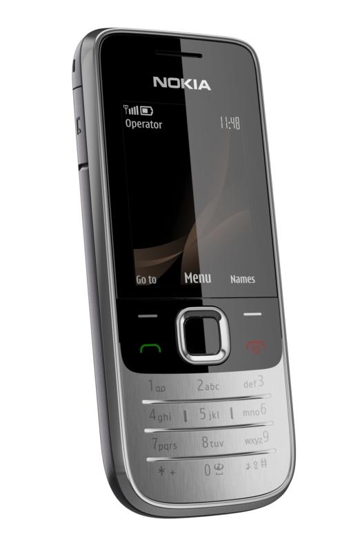 Nokia 7020: Doppeltippen aktiviert verstecktes Handydisplay - Nokia 2730 classic