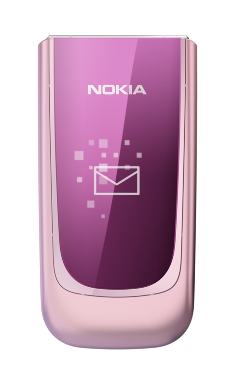 Nokia 7020: Doppeltippen aktiviert verstecktes Handydisplay - Nokia 7020