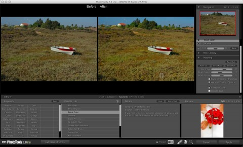 Onone Phototools 2 Lite Boost color