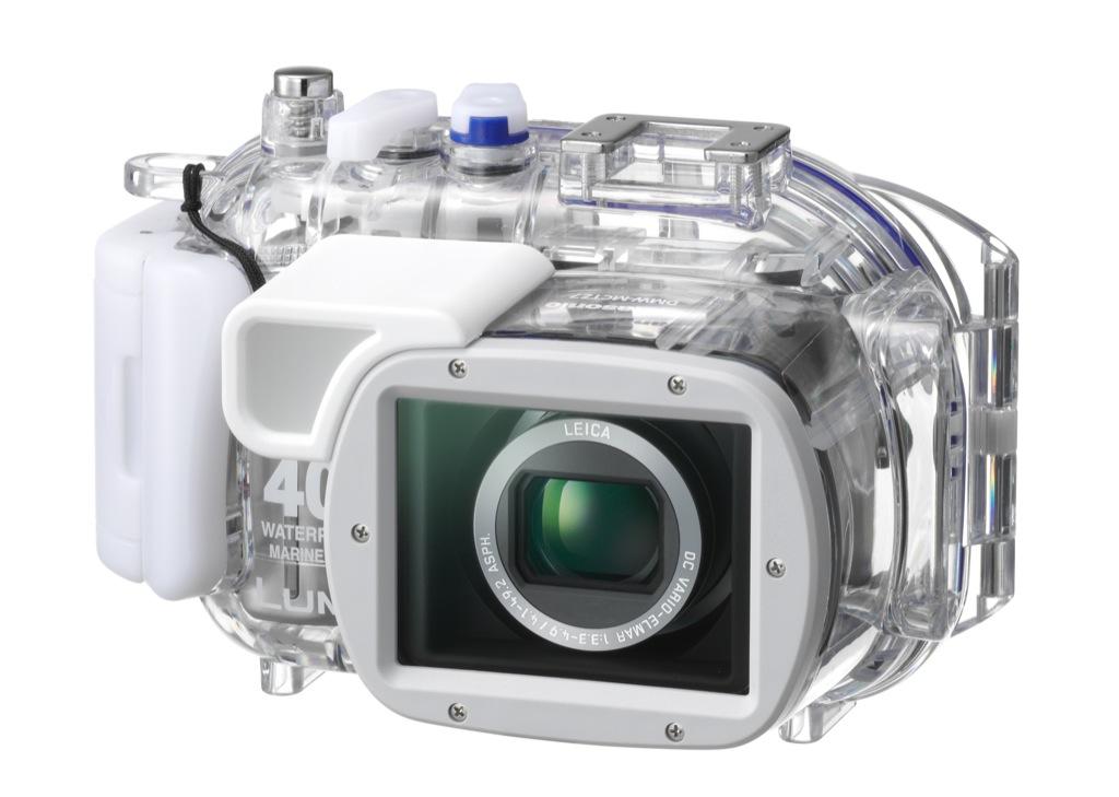 Tauchgehäuse für HD-Hybridkameras - Panasonic DMW-MCTZ7
