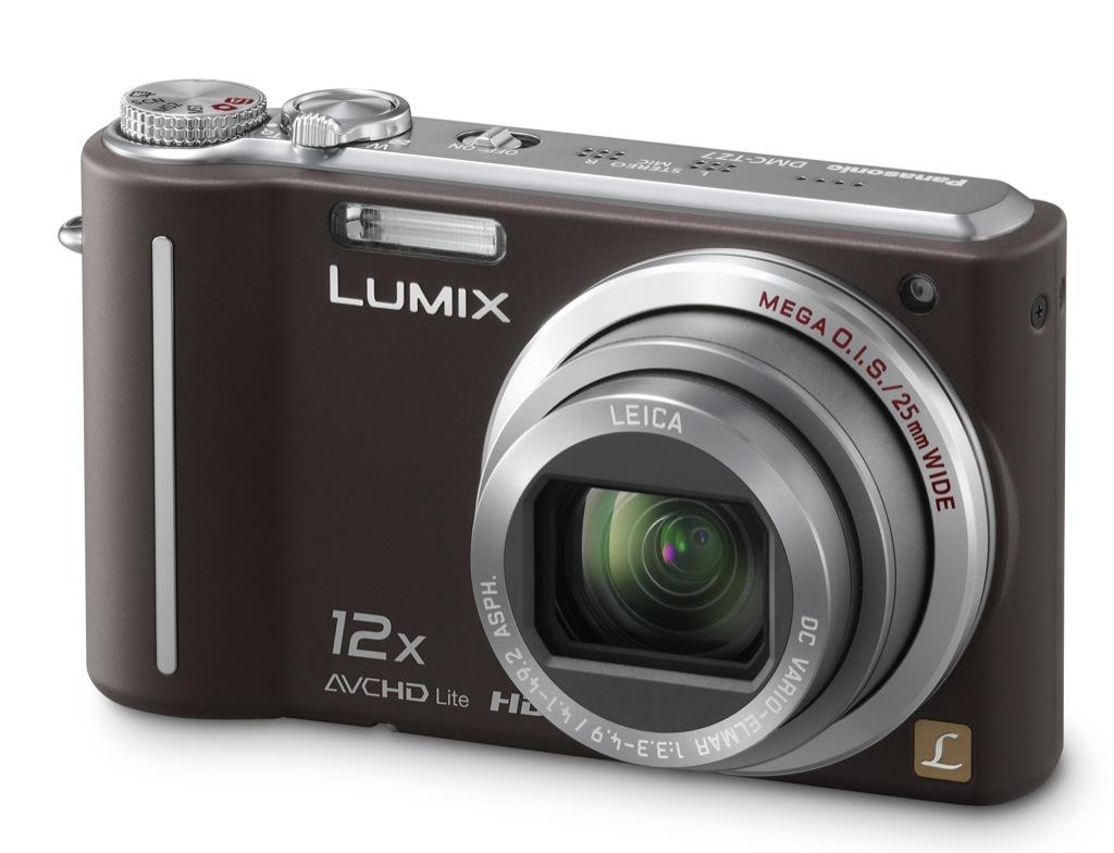 Tauchgehäuse für HD-Hybridkameras - Panasonic Lumix TZ7