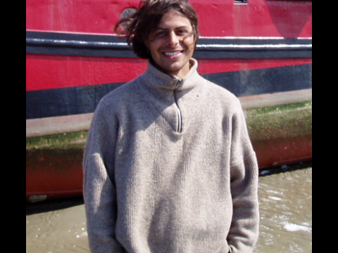 Ricardo Cristof Remmert-Fontes, Vorsitzender der Aktion Freiheit statt Angst, die die Petition mit unterstützt