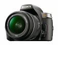 Sony mit drei neuen Spiegelreflexkameras für Einsteiger