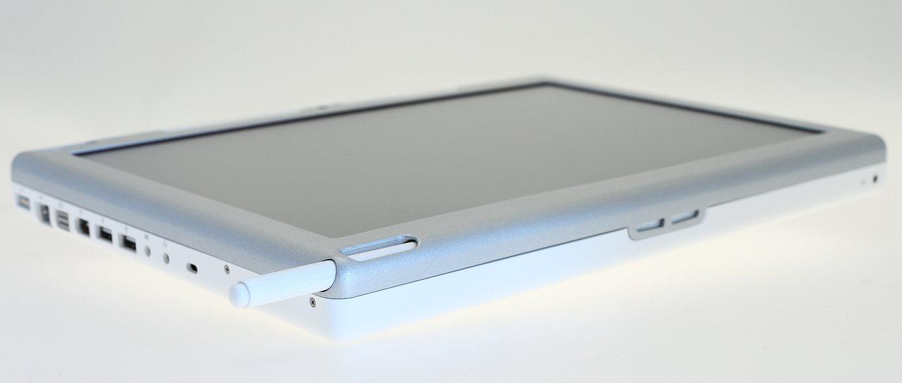 Test: Modbook - ein Macbook als halber Tablet-PC -