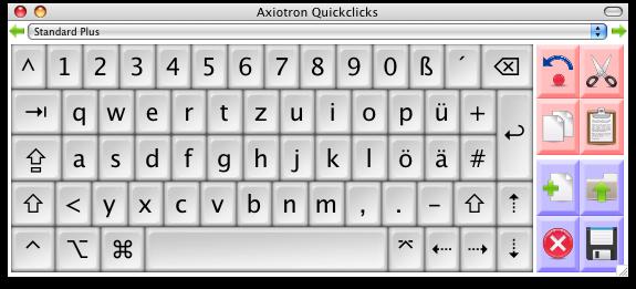 Test: Modbook - ein Macbook als halber Tablet-PC - Axiotrons virtuelle Tastatur