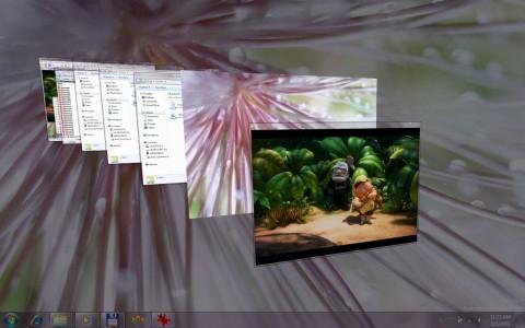 Windows-Taste und Tab