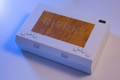 Hyperbraille ist ein grafikfähiges Display für blinde und sehbehinderte Nutzer (Foto: Hyperbraille).