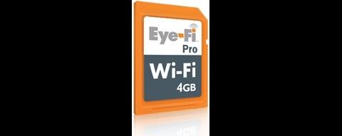 Eye-Fi Pro Card