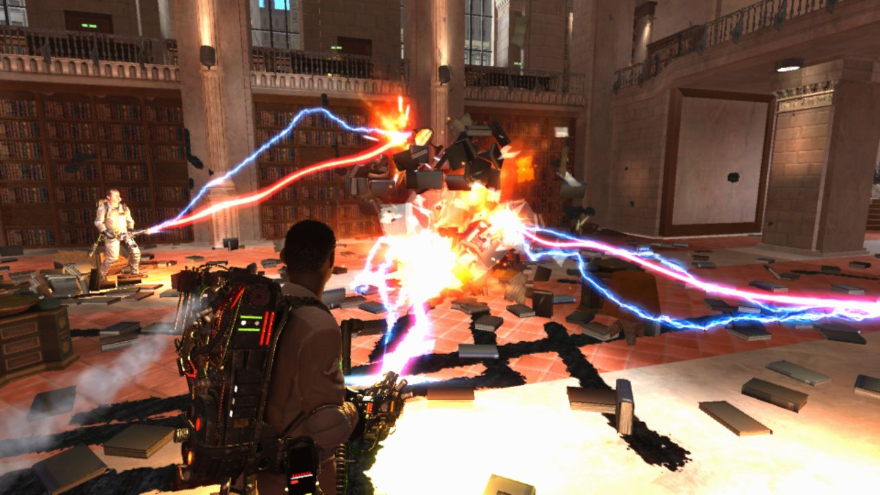 Spieletest: Ghostbusters - Wiedersehen mit Slimer - Ghostbusters