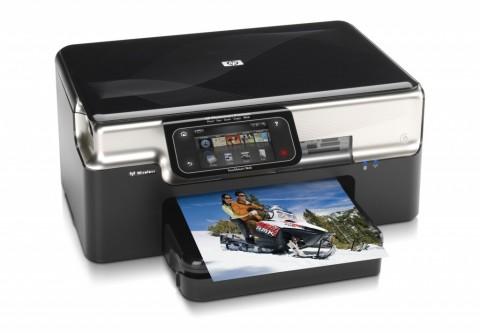 HP Photosmart Premium mit TouchSmart Web