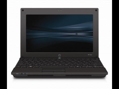 HP Mini 5101: Die Tastatur soll für Vielschreiber geeignet sein. Im Bild ist das US-Layout zu sehen.