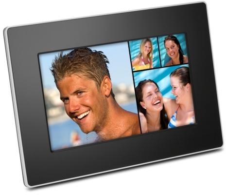 Akkubetriebener Bilderrahmen zum Herumreichen - Kodak Easyshare S730