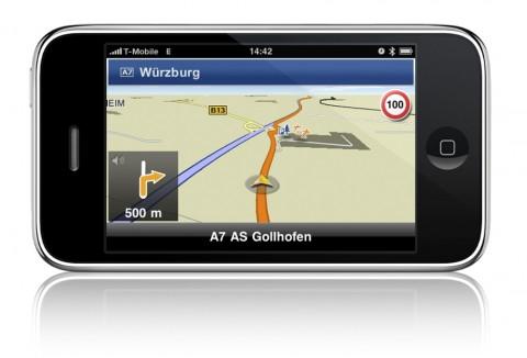 Navigon MobileNavigator für iPhoneOS 3.0