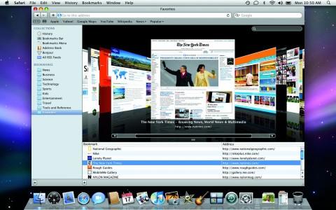Safari 4 (MacOS X)